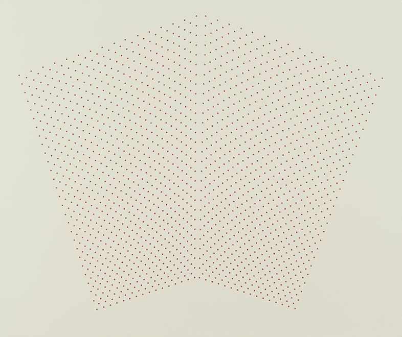 Tess Jaray - THE LIGHT SURROUNDED - Exhibitions