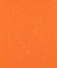 Tess Jaray [British, b. 1937] Orange With Colours...