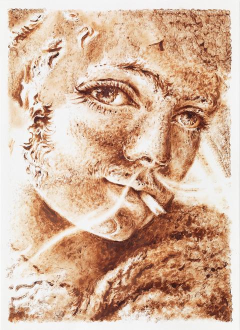 Dennis Scholl [German, b. 1980] The Lotus Eater, 2...
