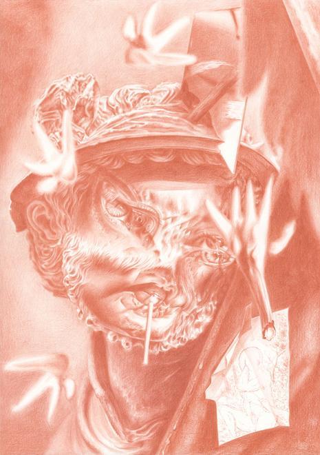 Dennis Scholl [German, b. 1980] Peeping Tom, 2015...