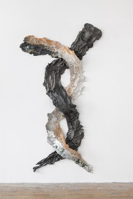 Brie Ruais [b. 1982] Intertwining (two times 135 l...