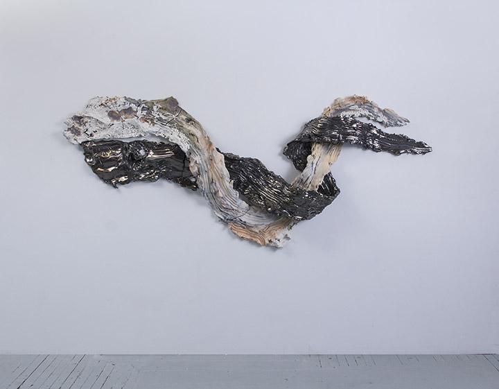 Brie Ruais [b. 1982] Rolling Crashing Washing In (...
