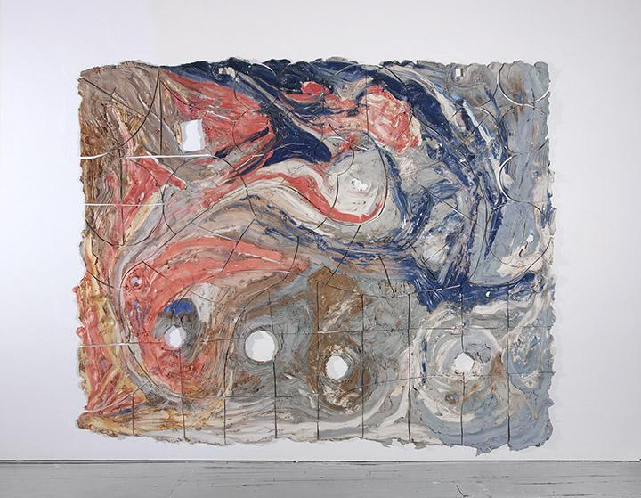 Brie Ruais [b. 1982] Mapping the Memory of Last Su...