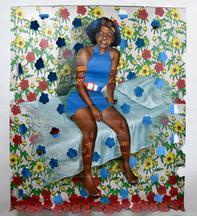 UNTITLED Art Fair - Daniel Byrd, Tsibi Geva, Ed Moses, Patrick Quarm - Exhibitions