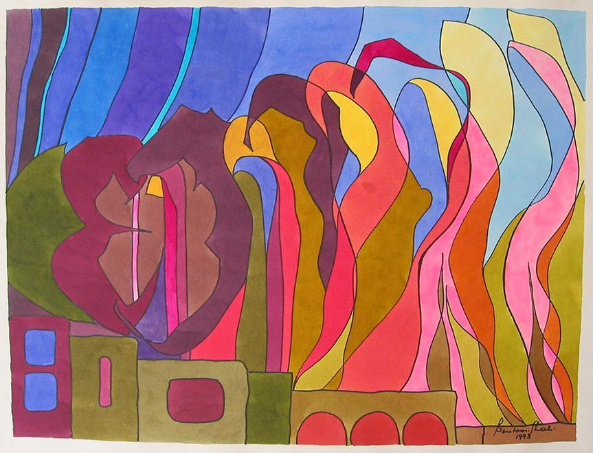 WASSEF BOUTROS-GHALI - Artist
