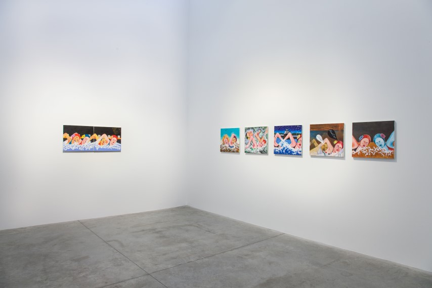 Tadanori Yokoo: 49 Years Later, installation view,...