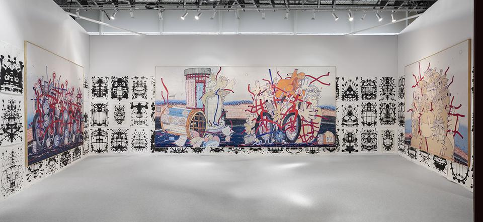 The Armory Show: Timothy Curtis - Booth 307, Pier 90 - Exhibitions