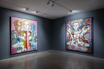 Del Kathryn Barton: sing blood-wings sing - Exhibitions