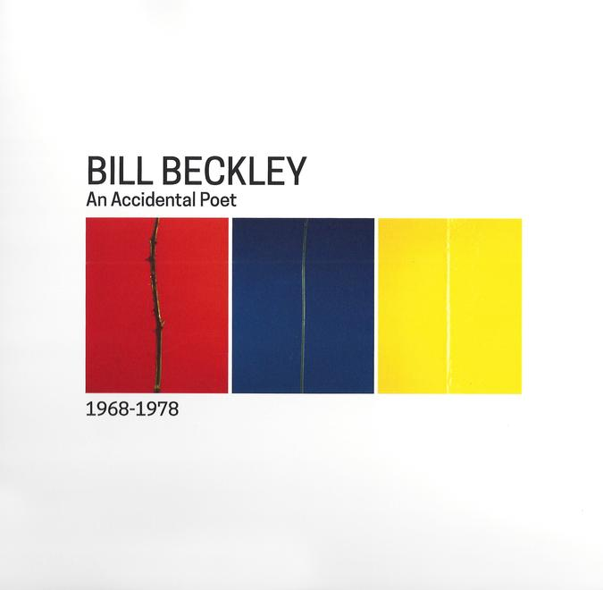Bill Beckley: An Accidental Poet - Publication