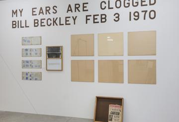 BILL BECKLEY - Artist