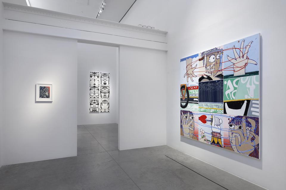 Timothy Curtis: The Cat's Cradle - Exhibitions