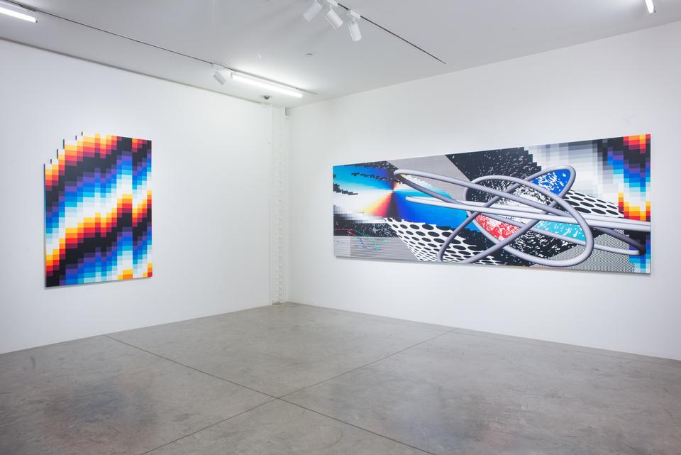 Felipe Pantone: CONTACTLESS - Exhibitions