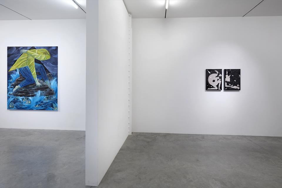 Fragmented Bodies II: Fluidity in Form - Exhibitions