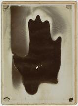 Géro Bonnet Magda (1912) Photogram