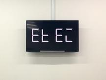 Fiete Stolte Inverted Clock, 2016 Digital Projecti...