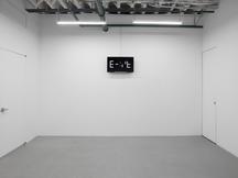 Fiete Stolte: Transit. Installation view. albertz...