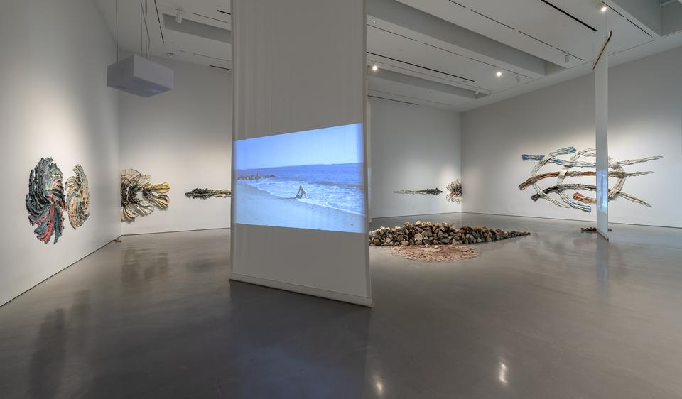 Brie Ruais: Movement at the Edge of the Land - Exhibitions