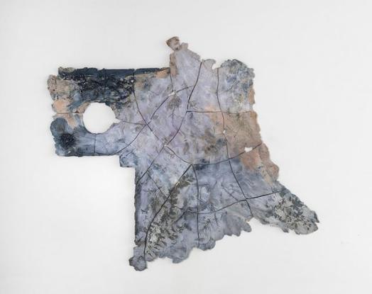Brie Ruais in Craft Contemporary's Clay Biennial