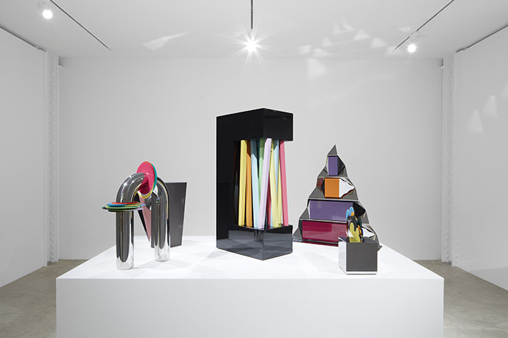 Fausta Squatriti: Buster Keaton's Walk and Early Sculptures - Curated by Margaret Liu Clinton - Exhibitions