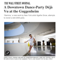 A Downtown Dance­‐Party Déjà Vu at the Guggen...