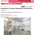 Accidentally on Purpose: Bill Beckley at Albertz B...