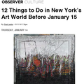 12 Things to Do in New York's Art World Before Jan...