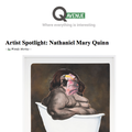 Artist Spotlight: Nathaniel Mary Quinn