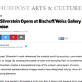 Ali Silverstein Opens at Bischoff/Weiss Gallery in...