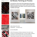 Ed Moses: Painting as Process