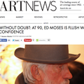 Without a Doubt: At 90, Ed Moses is Flush with Con...