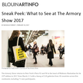 Sneak Peek: What to See at The Armory Show 2017