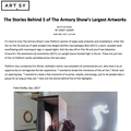 The Stories Behind 5 of The Armory's Show's Larges...
