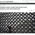 A Broken Home: Inside Tsibi Geva's Israel Pavili...