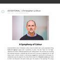 Christopher Le Brun: A Symphony of Colour