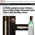 In Philly Galleries Now - Bill Beckley: Revisiting...