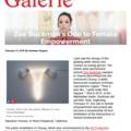 Zoe Buckman's Ode to Female Empowerment