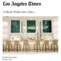 A Shark Walks into a Bar