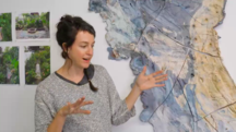 Brie Ruais describes her process