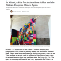 In Miami, a Fair for Artists from Africa and the A...