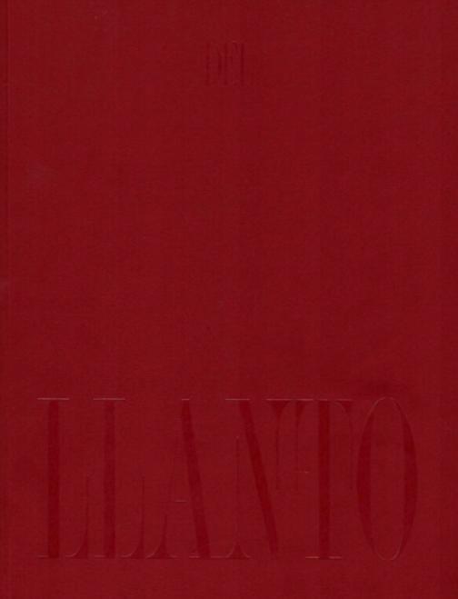 Cristina BanBan: Del Llanto - Publication