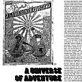 Yokoo's Universe of Adventure
