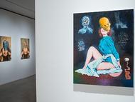 Tadanori Yokoo, installation image, albertz benda...